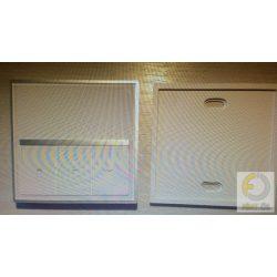 5.  DD1850 H - 1 csatornás fali távirányító