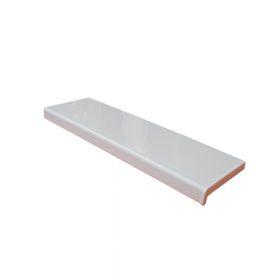 Fehér kamrás párkány 2 cm vastag