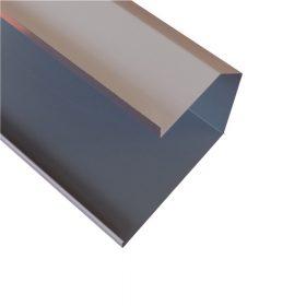 Redőny toklemezek (üres) és oldalpofák