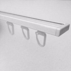 Függönykarnisok, alumínium sínek
