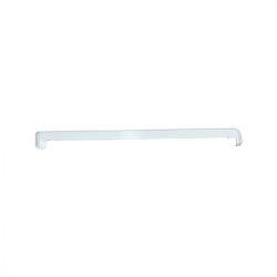 5. Műanyag soroló profil, fehér, 460 mm