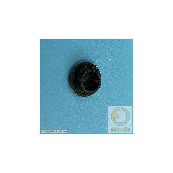 Furattakaró dugó 10 mm-es - sötétbarna