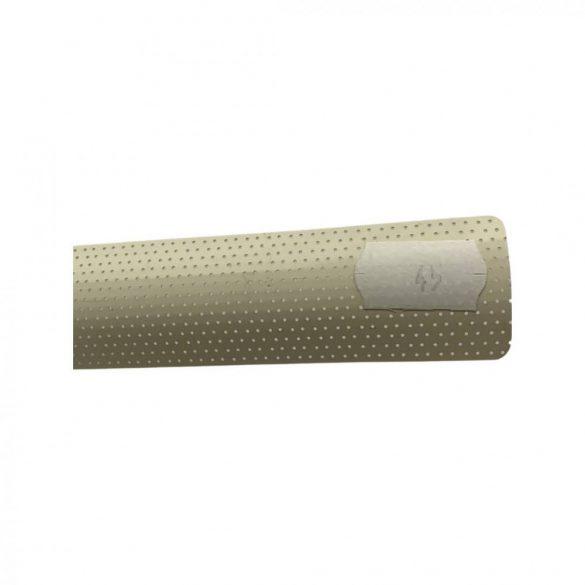 Reluxa - perforált bézs (45) - üvegpálcás (25 mm-es)