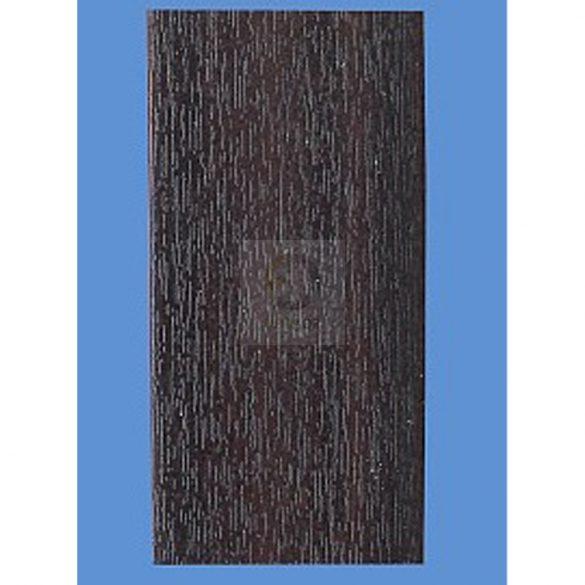 6. Hajlítható takaróprofil 25/25 mm (50 mm) - dió