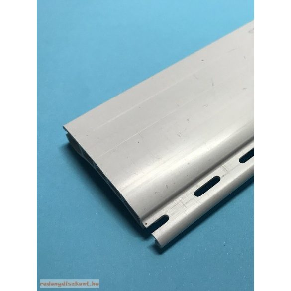 5. Redőnyléc  ( mini, műanyag ) 37mm - fehér, 13 dkg-os, vastagabb