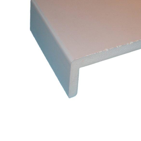 Habosított ablakpárkány (szögletes) 150 mm