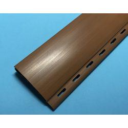 5. Redőnyléc  ( mini, műanyag ) 37mm - aranytölgy, UV álló