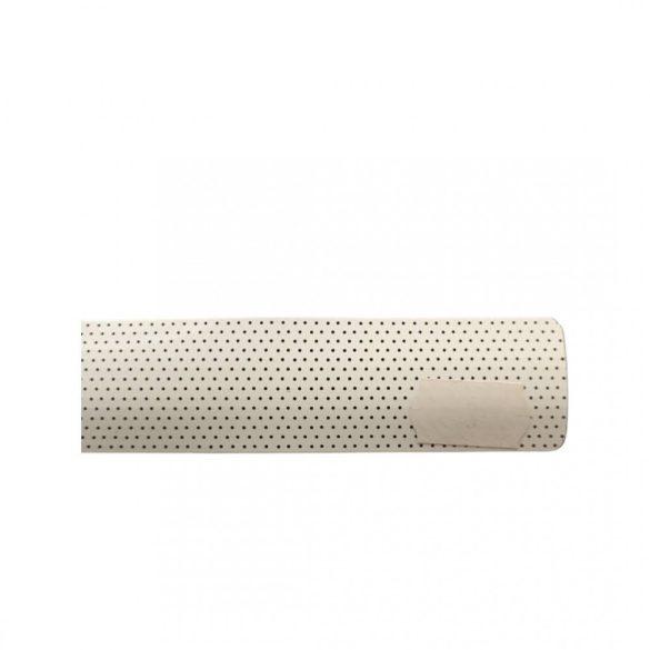 Reluxa - perforált fehér (3) - üvegpálcás (25 mm-es)