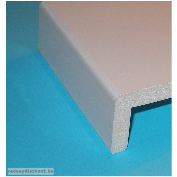 Habosított ablakpárkány (szögletes) 300 mm