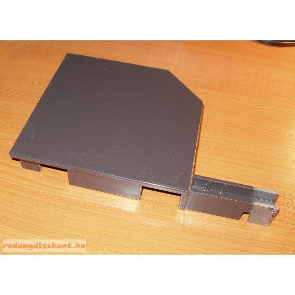 4. Redőnytok végprofil (alu) 180mm barna