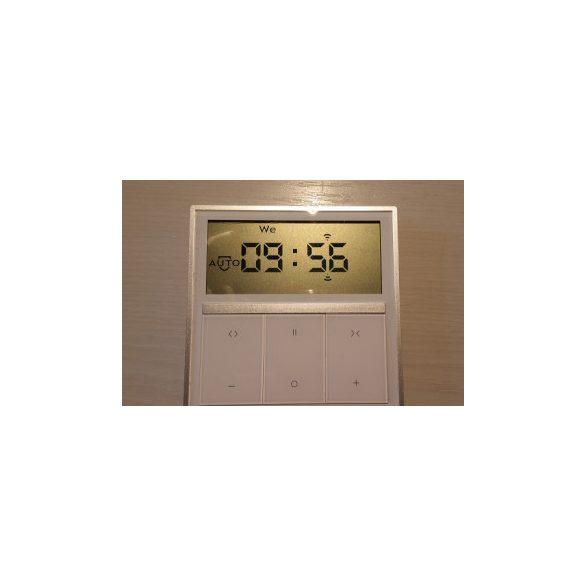 3.  DC1855 1 csatornás fali távirányító időprogrammal