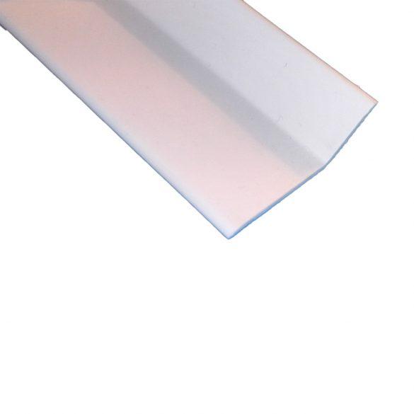 1.) 120°-os takaróléc 35 x 20 mm - fehér