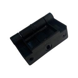 3. Szúnyogháló ajtó zsanér-fekete