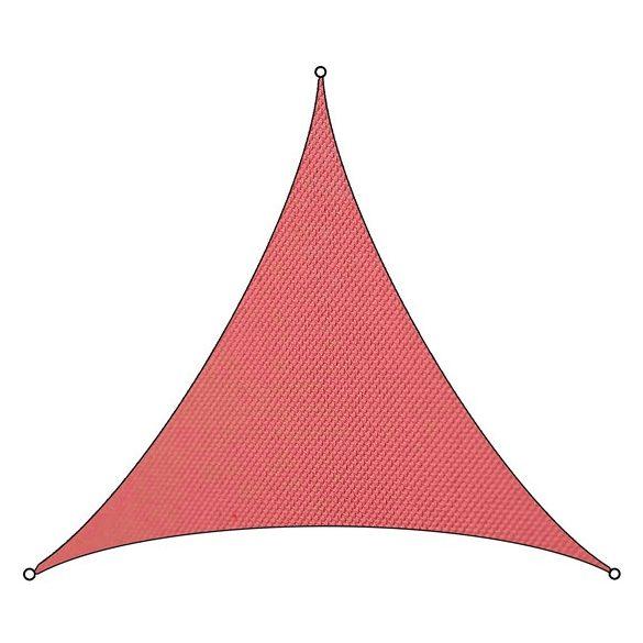 NAPVITORLA 5 X 5 X 5 M (HÁROMSZÖG) - Terrakotta színben