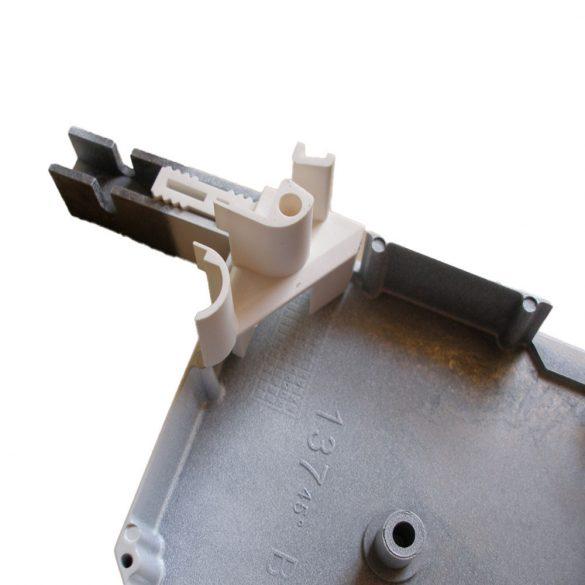 Redőny lefutó bevezető (KOMBI alumínium lábhoz)