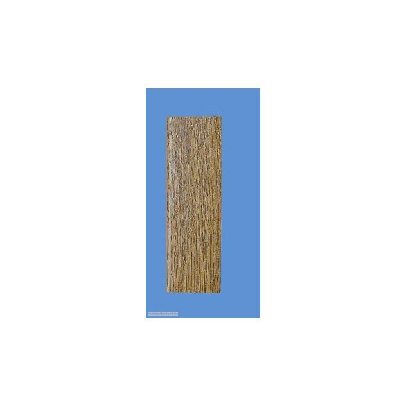 2. Hajlítható takaróprofil 15/15 mm (30 mm) - aranytölgy