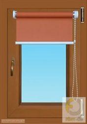 Roletta - Fényzáró, gyöngyláncos 180 cm magasságig