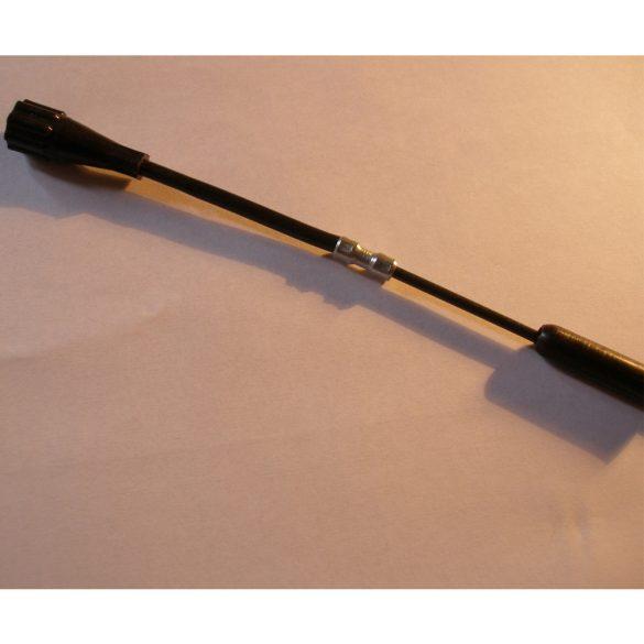 6. Reluxa pálca (rövid, barna) 20cm