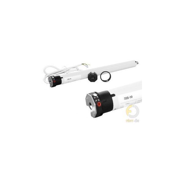 1. SMART35S10 redőnymotor ( kapcsolós) 10 Nm 40mm-es