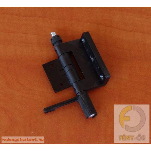 3. Szúnyogháló ajtó zsanér(rugós)-barna