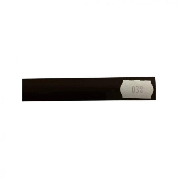 92. Reluxa 16-os - sötétbarna (038) - üvegpálcás