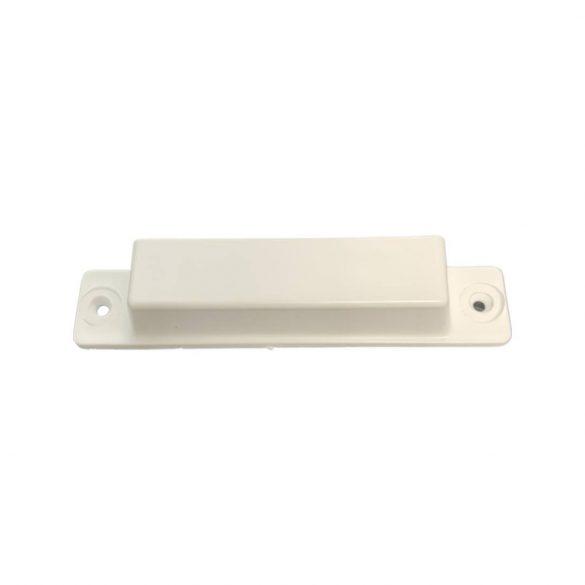5. Szúnyogháló ajtó kilincs, műanyag- fehér