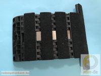 Redőny merev feltolásgátló (lock to play) 77 mm-es lamellához