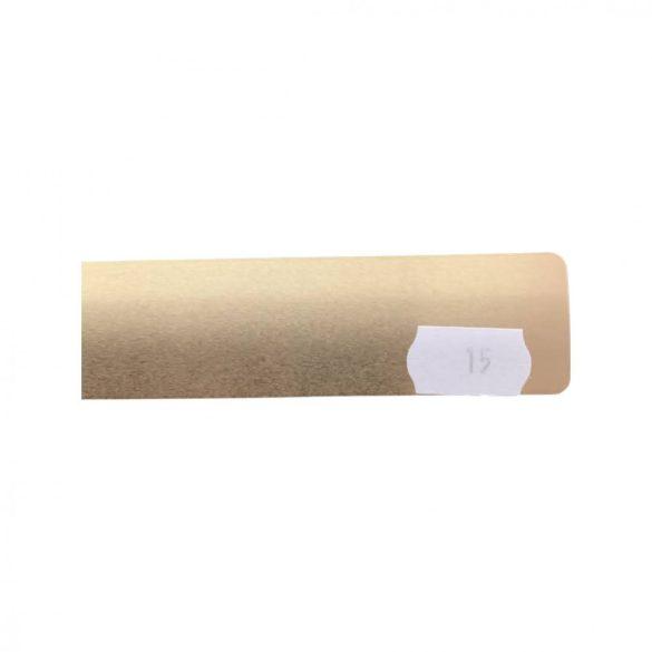 Reluxa - arany, sima (15) - üvegpálcás (25 mm-es)