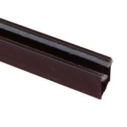 Mini lefutó, kamra nélküli  (alumínium, kefés) barna
