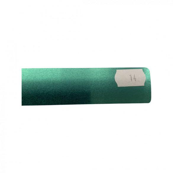 Reluxa - metál zöld (14) - üvegpálcás (25 mm-es)