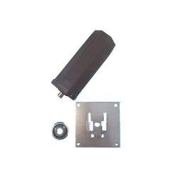 7. Fém csapágy (nagy) + csapágyház 60-as tárcsához és csapos dugó 60-as redőny tengelyhez