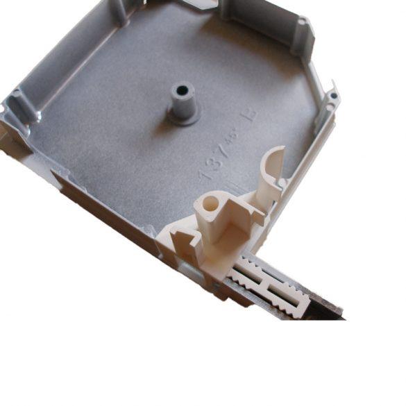 Redőny lefutó bevezető (új típusú) (KOMBI műanyag lábhoz)