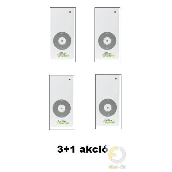 1. DC104 1 csatornás távirányító (3+1 akció)