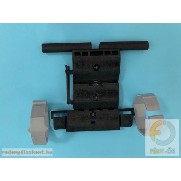 Redőny merev feltolásgátló 60 mm-es fém redőny tengelyhez