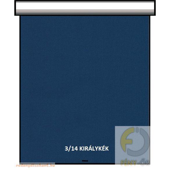 Tetőtéri roletta - Fényzáró, alupigmentált, rugós mozgatással - 240 cm magasságig