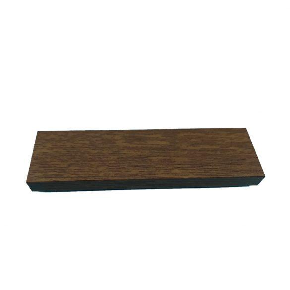 7. Szúnyogháló keret (10*26-os alumínium, mágneses sarokhoz) - aranytölgy famintás