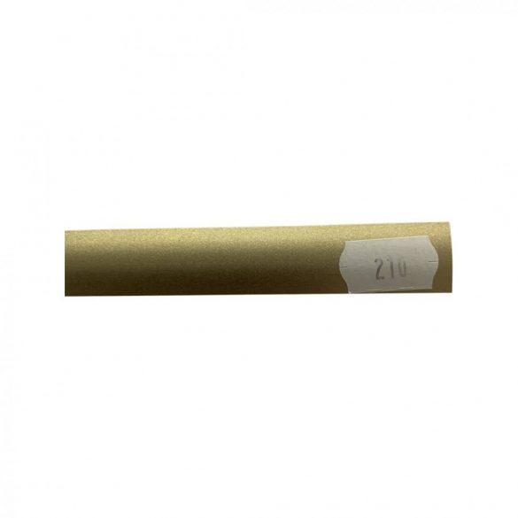 9. Reluxa 16-os - szemcsés arany (210) - üvegpálcás