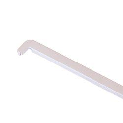 5. Műanyag végzáró profil (alumínium párkányhoz) 480mm