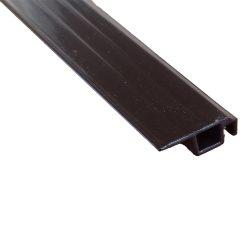 6. Szúnyogháló keret (peremes alumínium)-barna