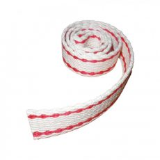 Redőny gurtni (maxi, fehér-piros)