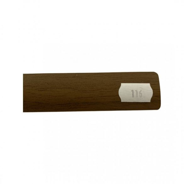 Reluxa - sötét faeres (116A) - üvegpálcás (25 mm-es)