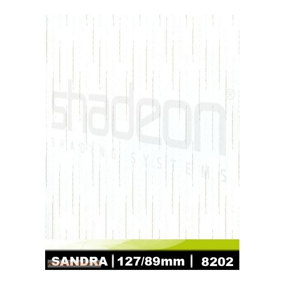 Szalagfüggöny szalag SANDRA
