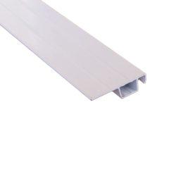 5. Szúnyogháló keret (peremes alumínium)- fehér (11*30 mm)