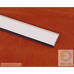 3. Záróléc (alumínium, gumihengerrel)
