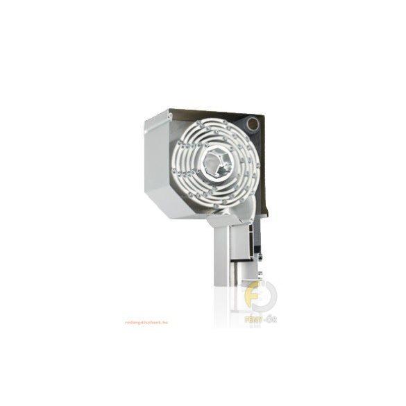 4. Alumínium redőnytok 205 mm-es, 45 fokos (külső tokos alumínium redőnyhöz)