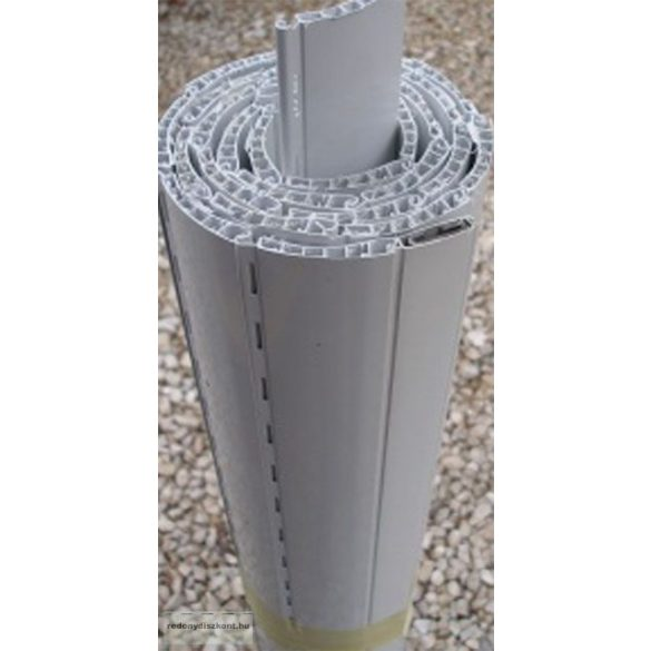 Műanyag redőnypalást 50mm-es léccel (maxi)