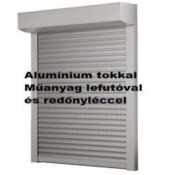 3. REDEX ALU műanyag redőny (alumínium tokkal, műanyag lefutóval) - szúnyogháló nélkül