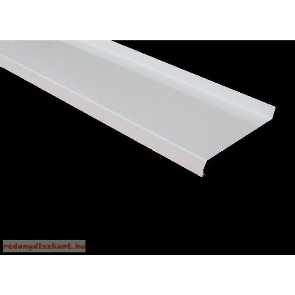 21. Alumínium párkány 320 mm (hajlított)