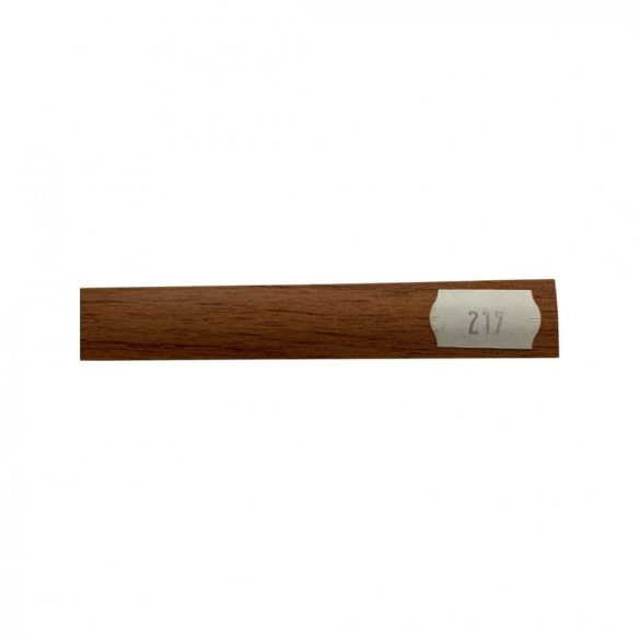 Reluxa 16-os - vörös fa (217) - üvegpálcás