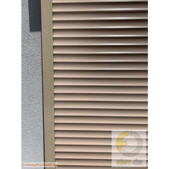 5. ALU MINI INTERMO - Vakolható tokos alumínium redőny 39 mm-es léccel - szúnyogháló nélkül